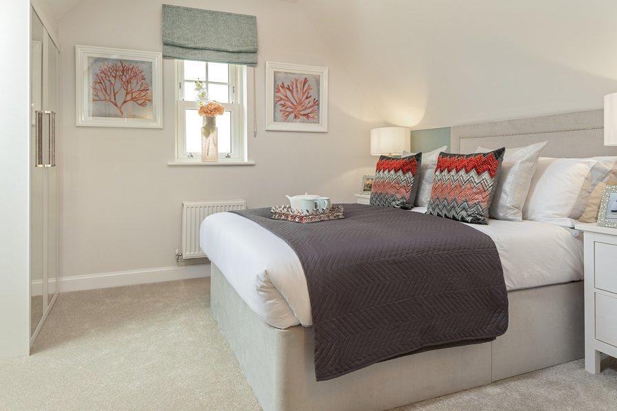 Hesketh third bedroom