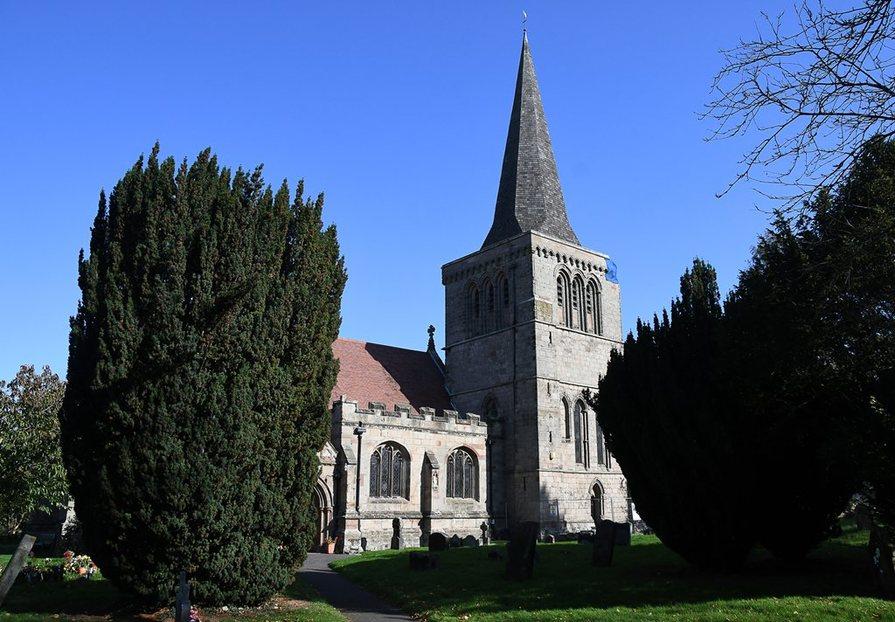 Stoke Prior - Local Area