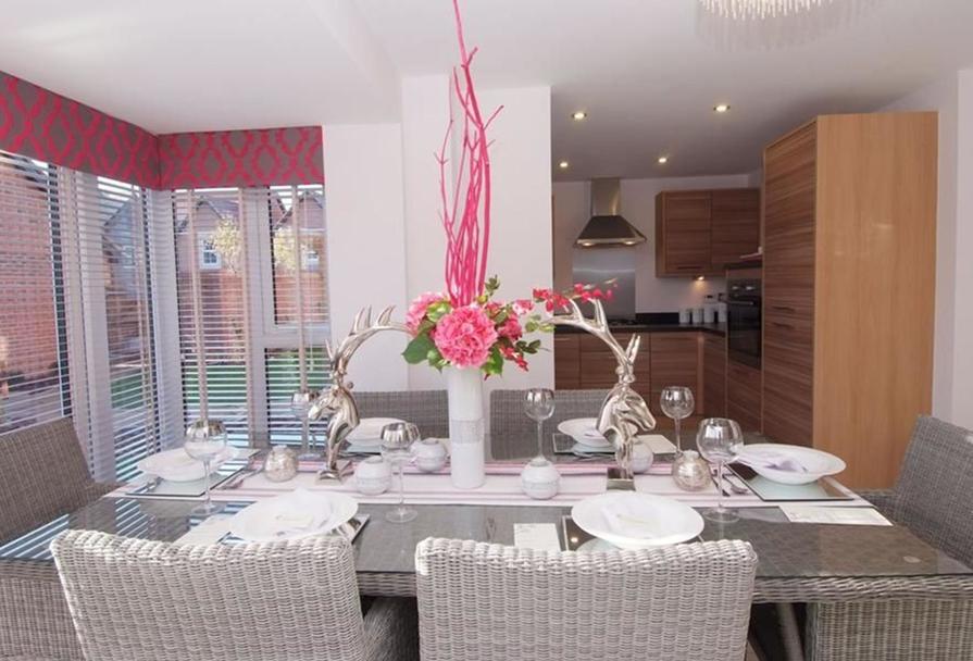 Somerton dining room