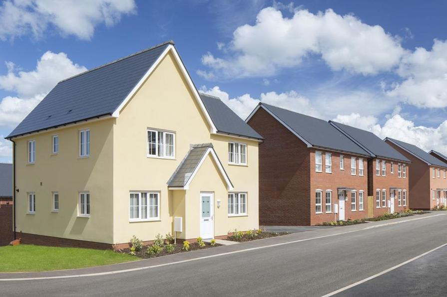 New homes in Pinhoe, Exeter