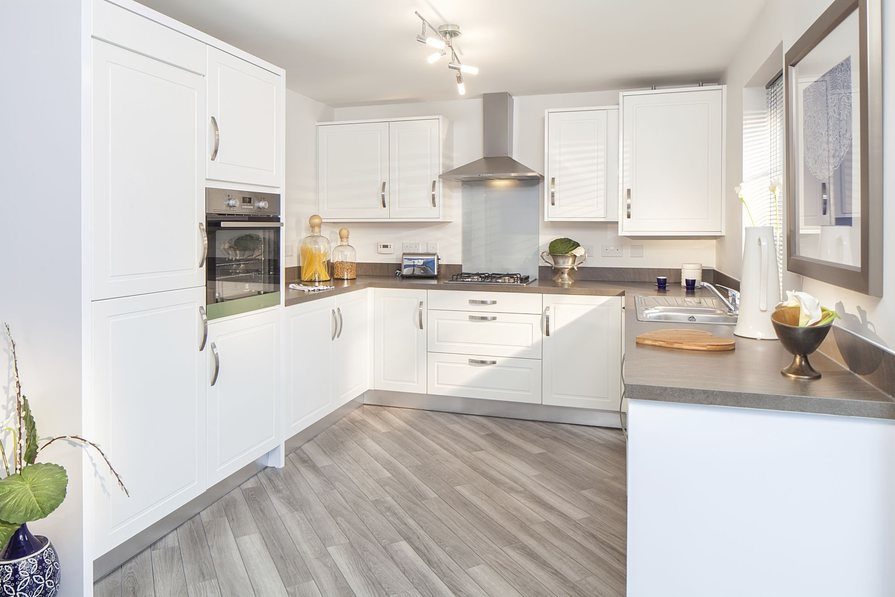 Typical Kington fitted kitchen