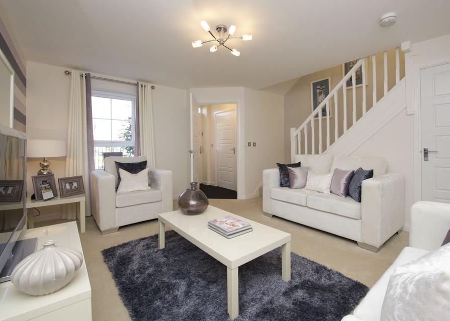 Dewsbury living room
