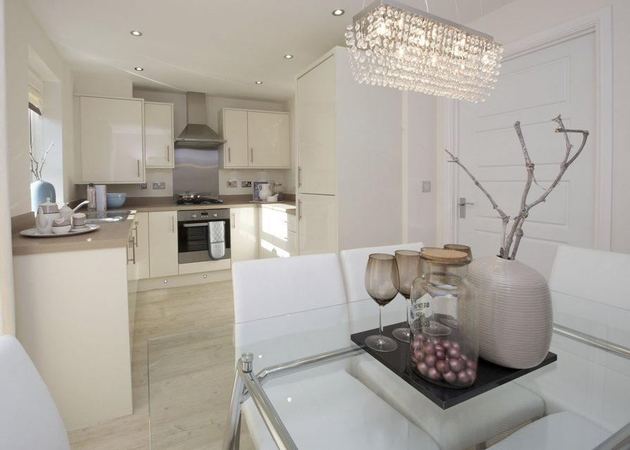 Dewsbury living area