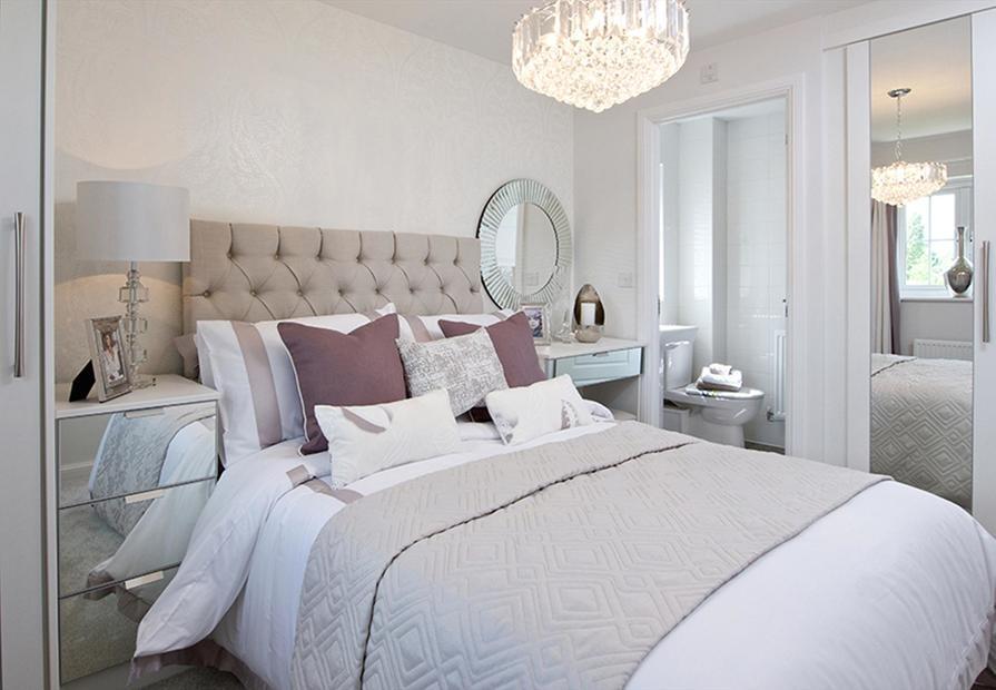 Oakham double bedroom