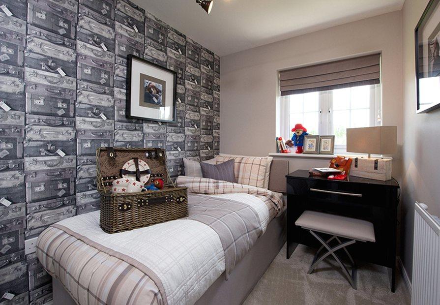 Oakham single bedroom