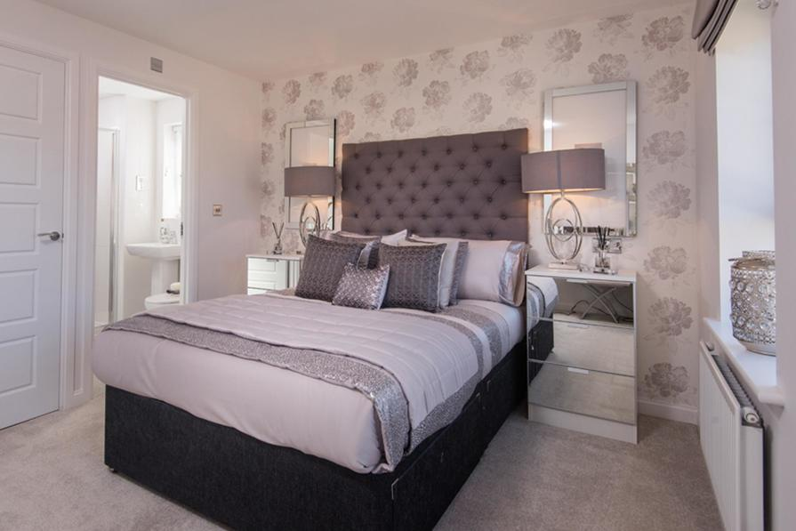 Helmsley master bedroom