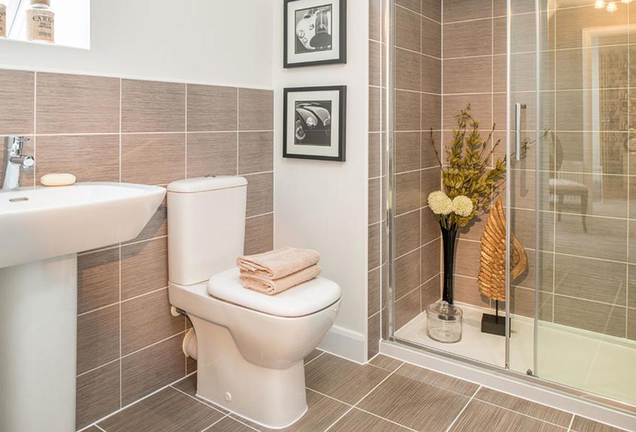 Brentwood shower room