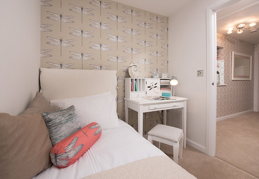 Morpeth single bedroom