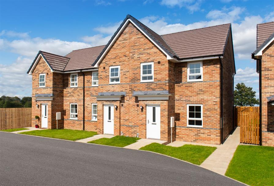 Jubilee gardens in stockton on tees is built by barratt homes for Jubilee home builders