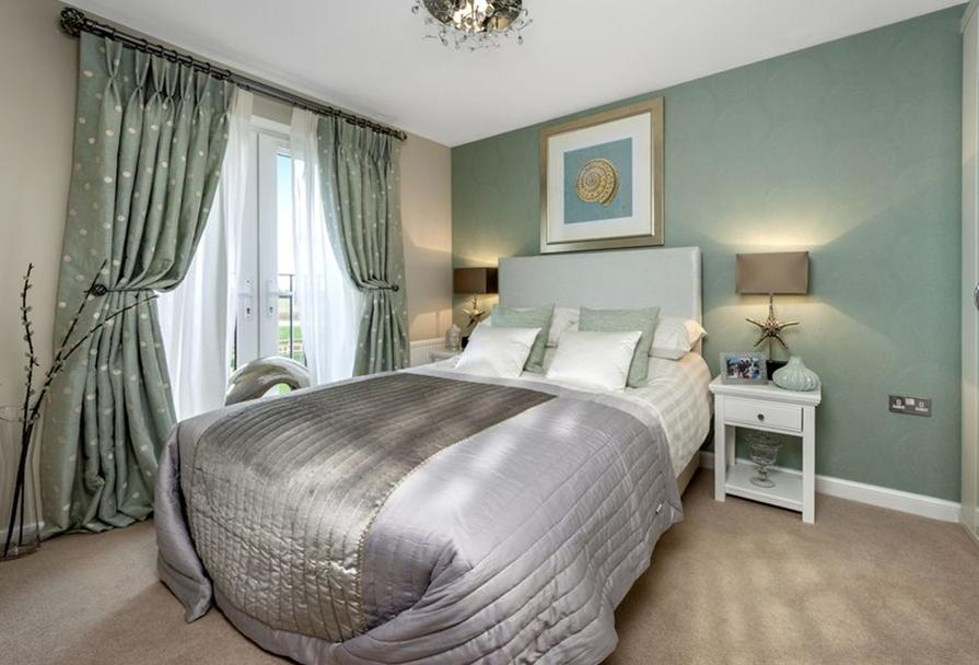 The Woodvale bedroom 2 at Kingley Gate
