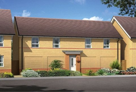 2 bedroom  house  in Corby