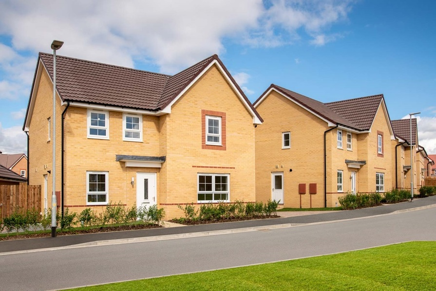 Find Homes At Leven Woods Built By Barratt Homes Whathouse