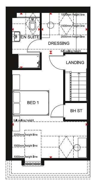 Norbury SF Plan