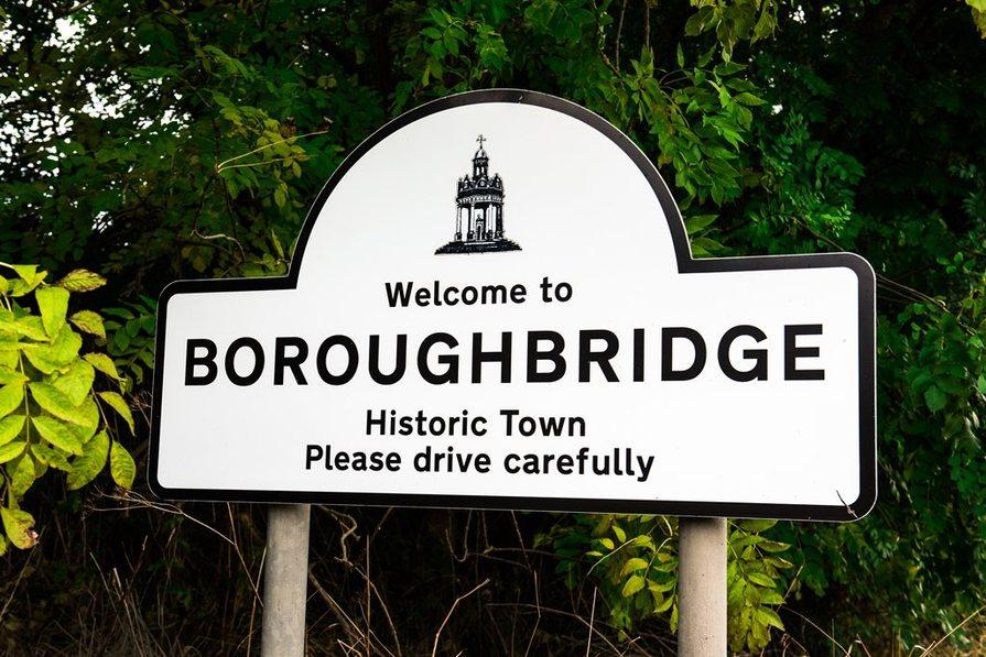 Boroughbridge location