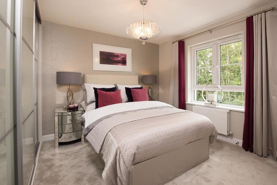 Cullen Bedroom Detached House Plot 296 for