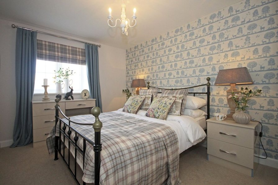 Milburn Green, Somerton showhome
