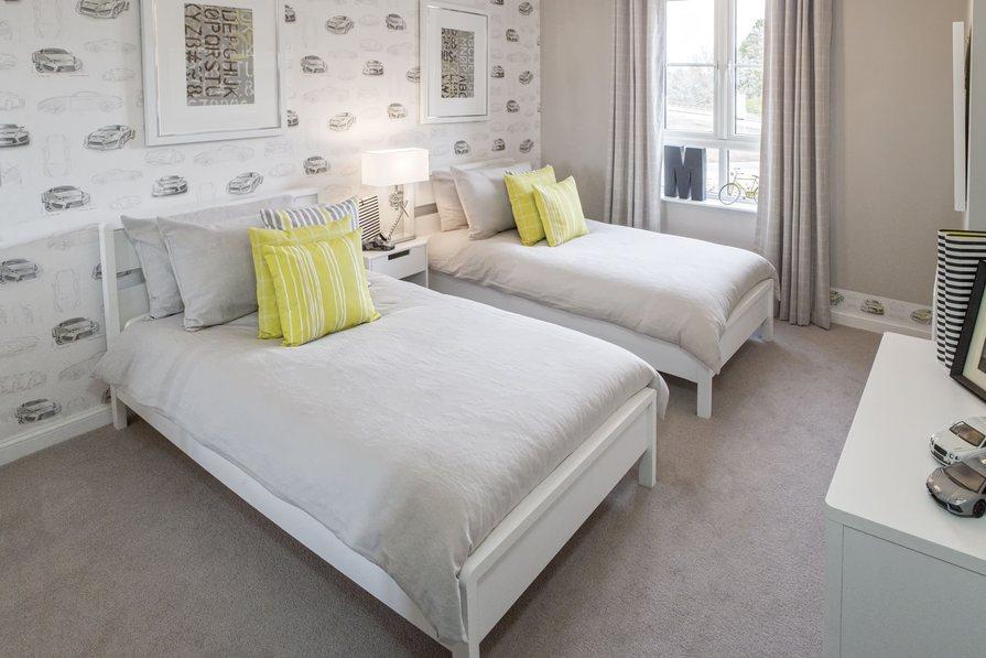 Cawdor Bedroom