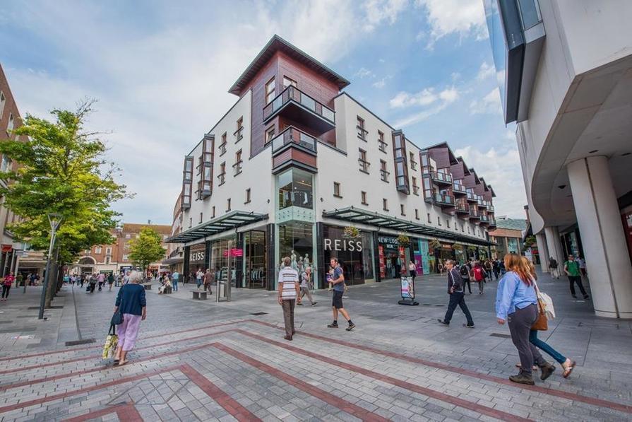 Exeter Shopping