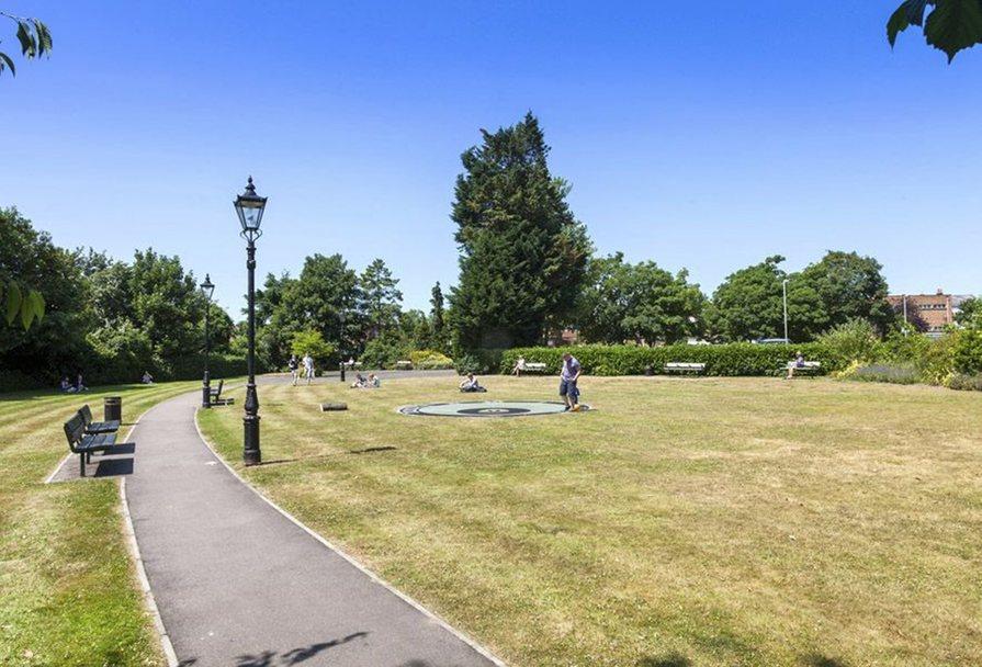 Wokingham location photo