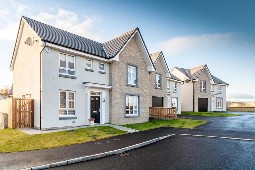 4 bedroom house in inverness new homes House builders inverness