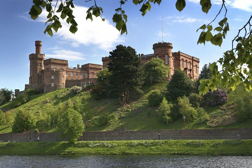 Ness Castle