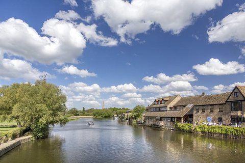 Northstowe, Cambridgeshire in Longstanton