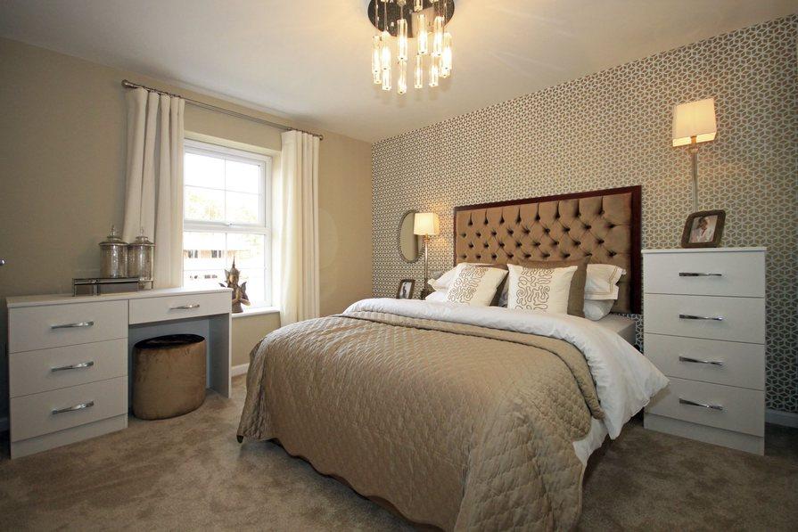 Hale master bedroom