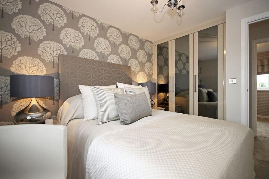 Hale double bedroom