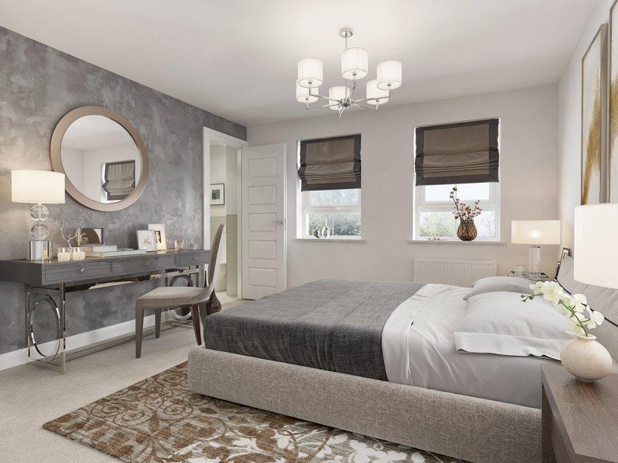 Radleigh CGI master bedroom