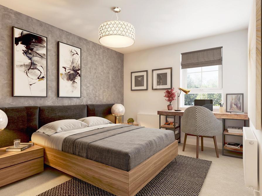 Radleigh CGI bedroom two