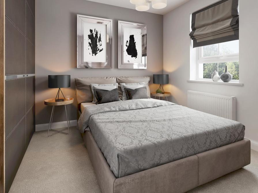 Radleigh CGI bedroom three