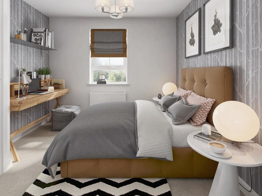 Radleigh CGI bedroom four