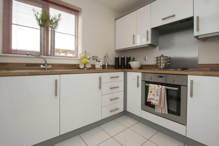Redshank kitchen