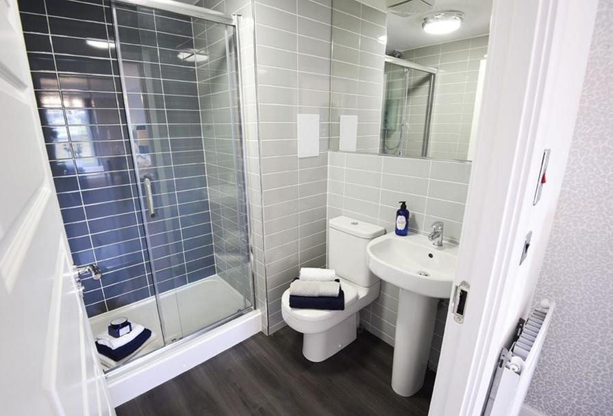 Gannet bathroom