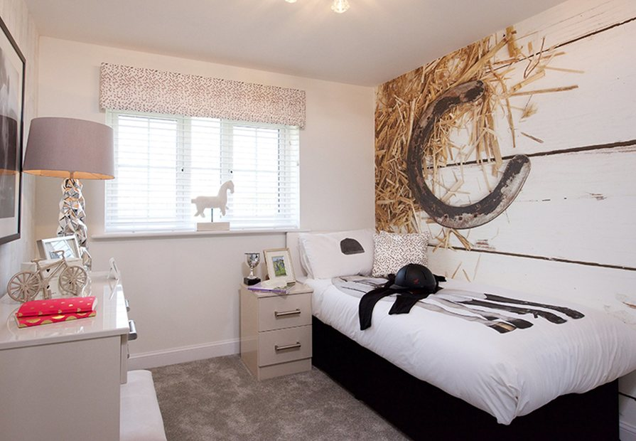 Harborough bedroom