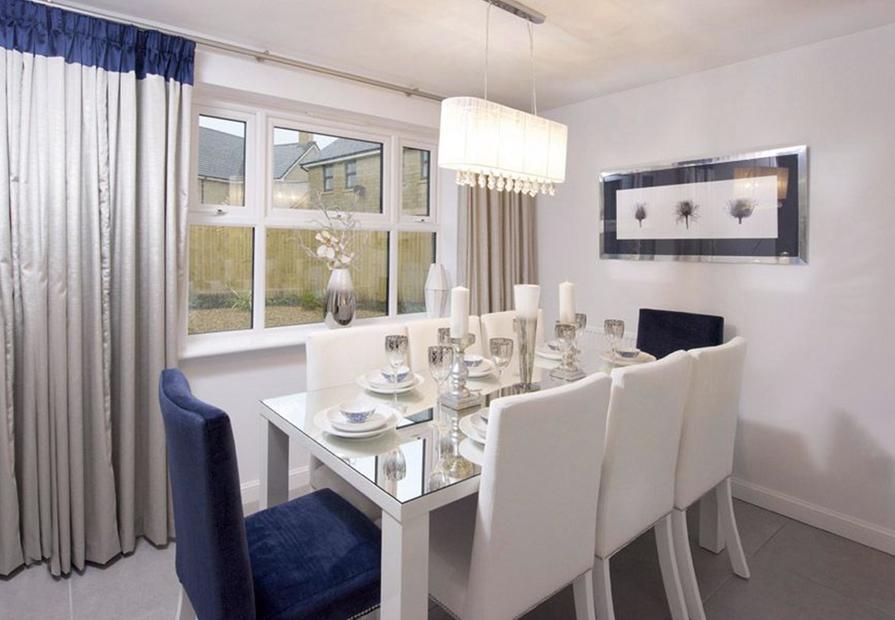 Cambridge dining room