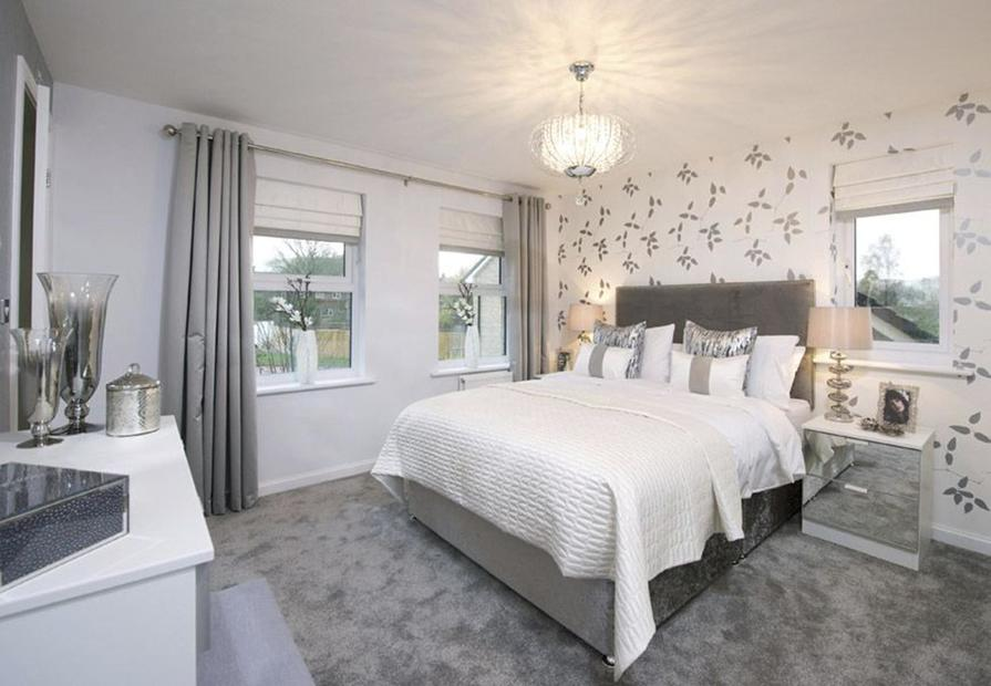 Cambridge double bedroom