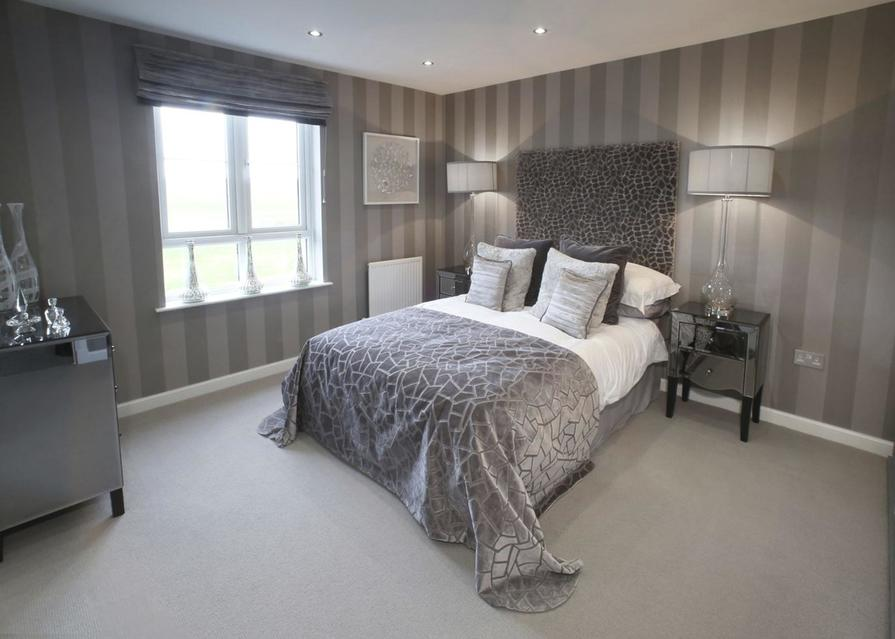 The Balmoral Master Bedroom