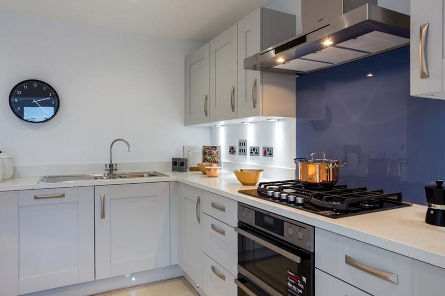 Fenton kitchen
