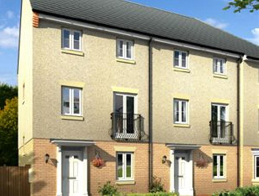 New Builds Shared Ownership Warrington