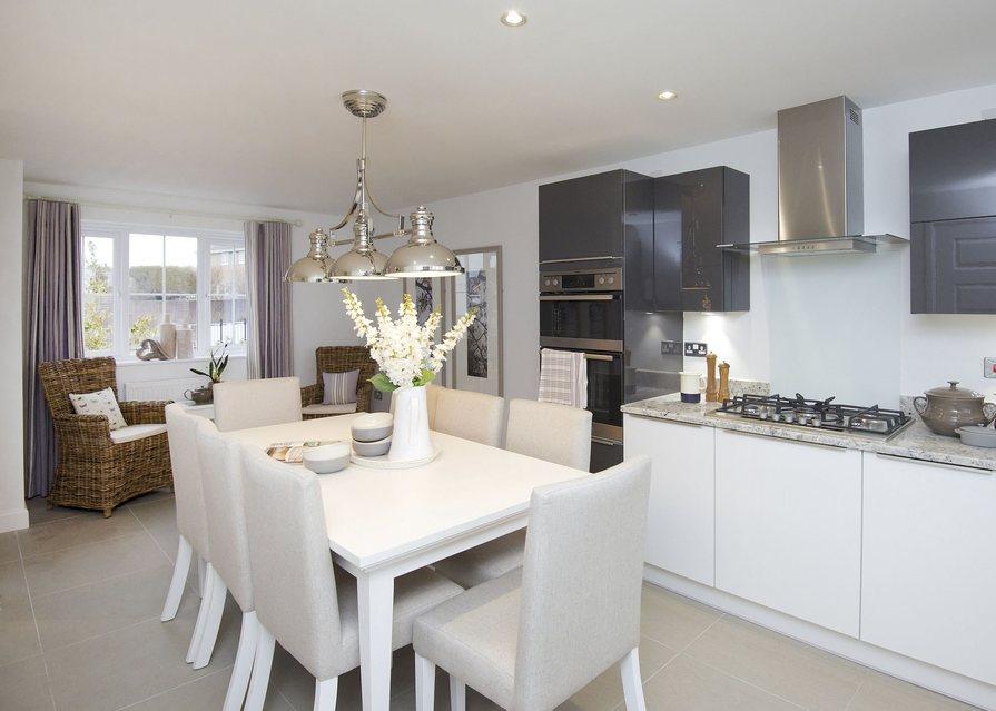 Thornbury kitchen/dining room