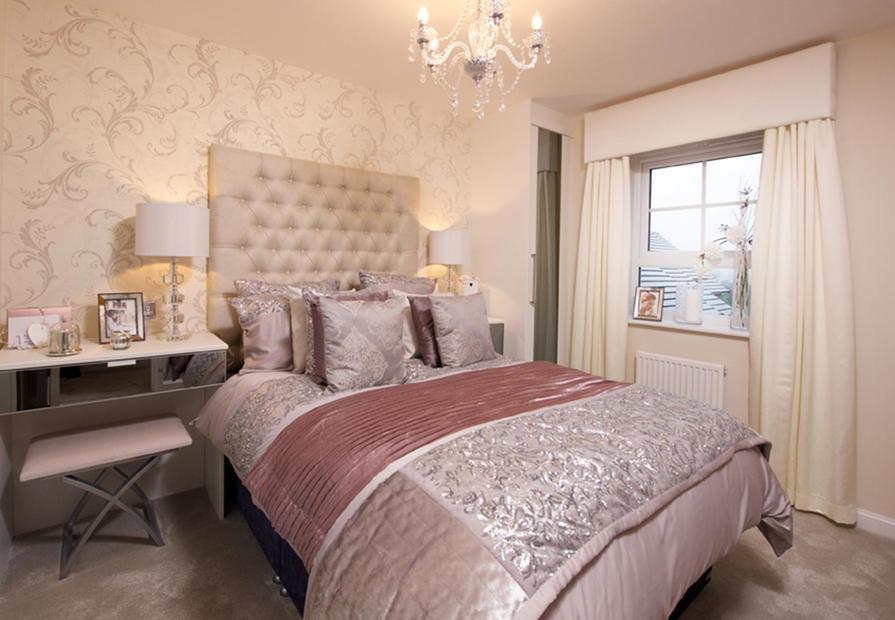Oakham bed 1