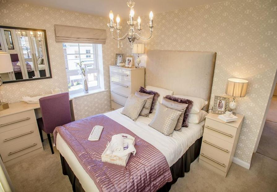 Gatehouse double bedroom