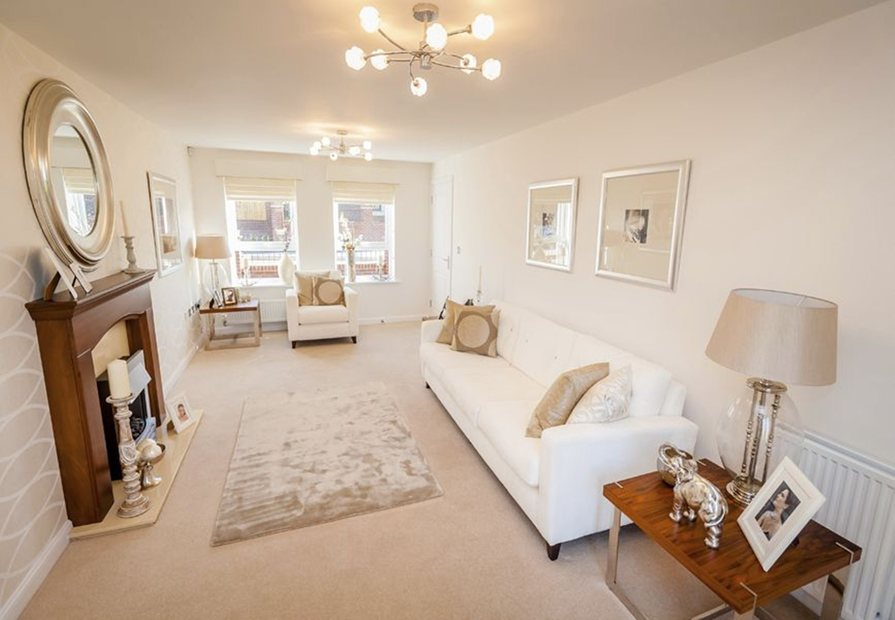 Ivy Cottage lounge