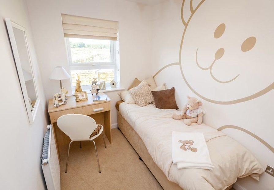 Ivy Cottage single bedroom