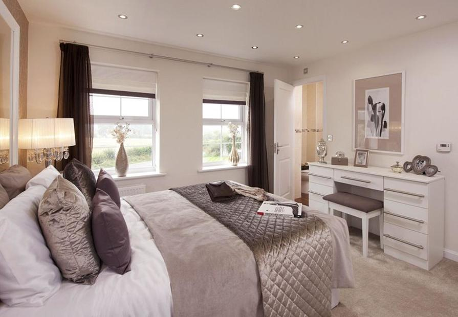 Game Keepers Lodge bedroom