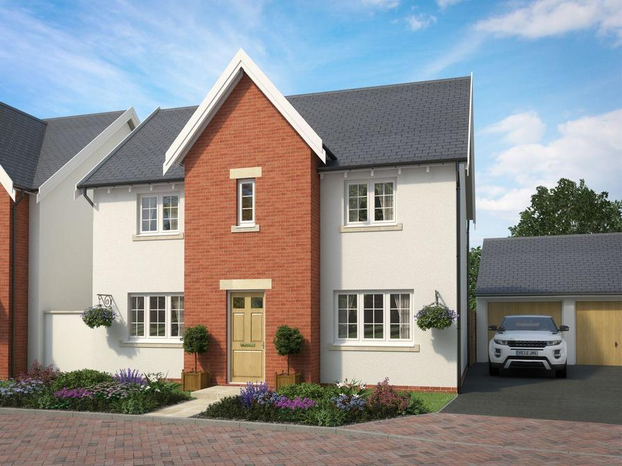 4 bed new home for sale in Fremington