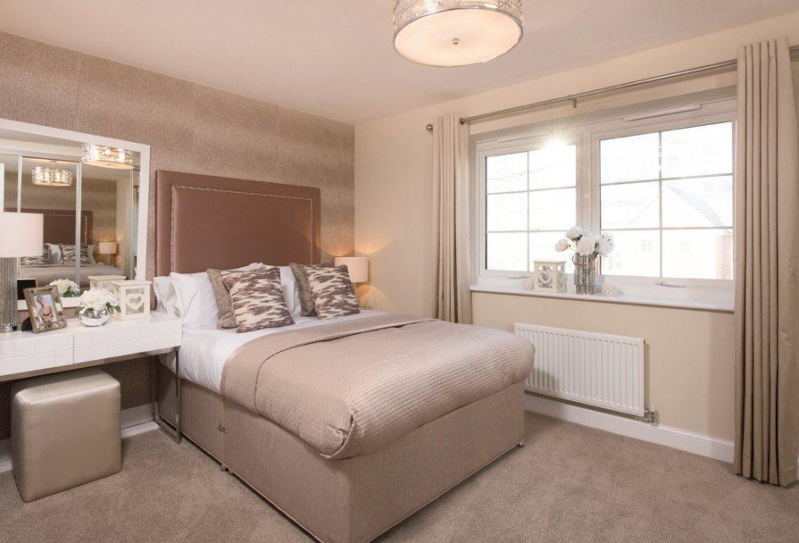 Stambourne double bedroom
