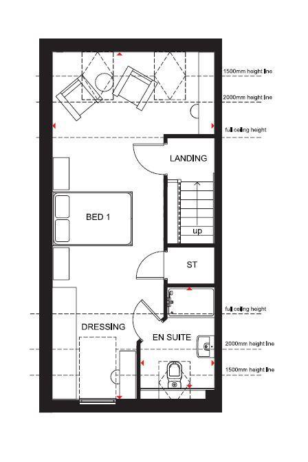 Norbury second floor