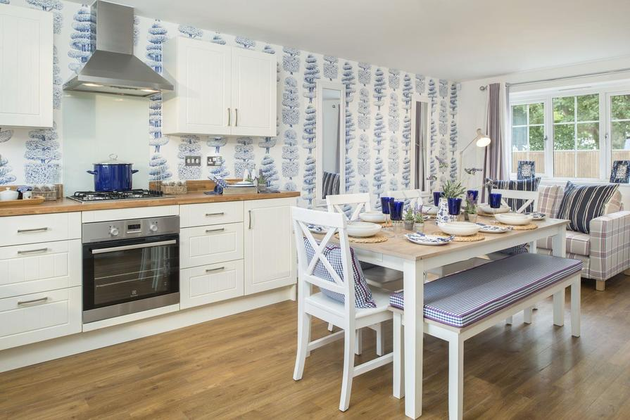 4 bedroom new home for sale in Cullompton Devon